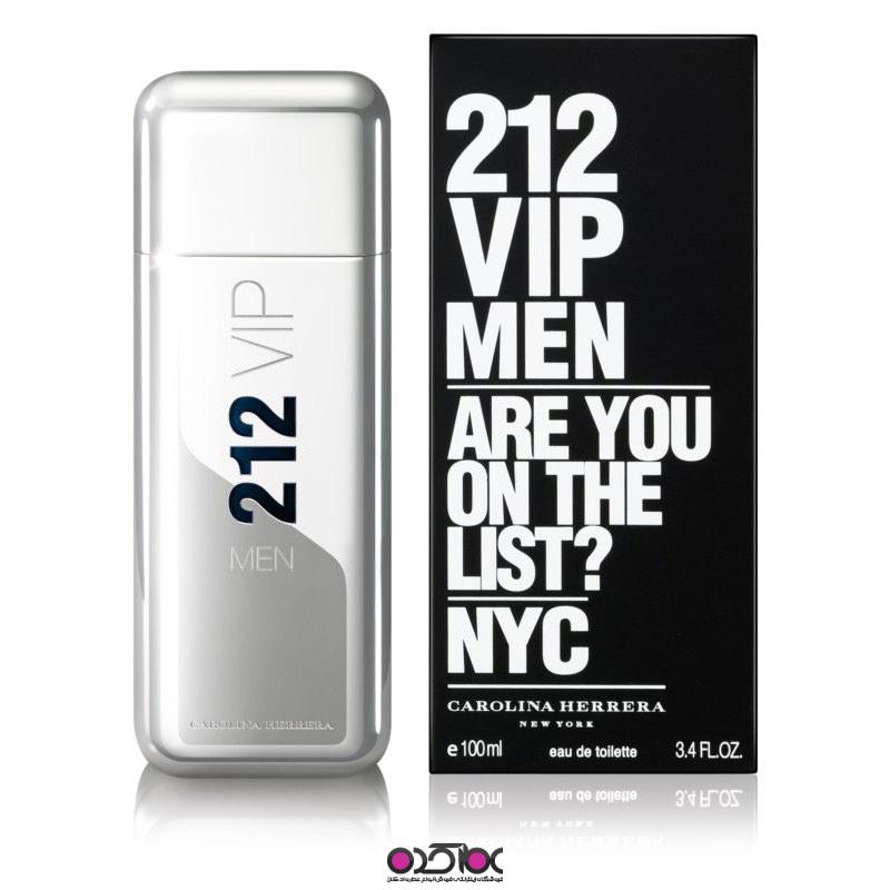 قیمت ادکلن 212 وی آی پی مردانه