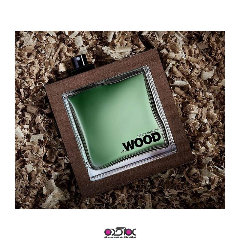عطر dsquared2 he wood rocky mountain