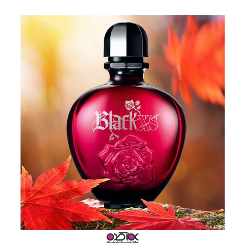 ادکلن paco rabanne black xs for her